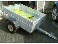 Caddy trailer