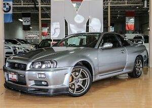 2001 Nissan GT-R M-SPEC R34 | SKYLINE | NISMO | LIMITED EDITION