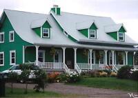 Peche possible à l'annee  Maison restauree à neuf, moderne,