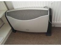 Delonghi Electric Convector Heater instant hot air