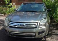 Ford fusion 2008