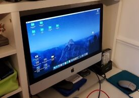 """21.5"""" iMac - Intel Core i7 - 8GB RAM - 256GB SSD - Nvidia GeForce GT 750M"""