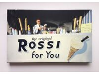 Rossi fine art print on canvas - John Attwell