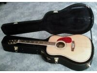 Chartin D45S Electro-Acoustic Guitar