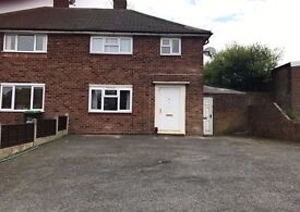 Three Bedroom Semi Detached House to Let in Tividale, Oldbury
