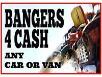 SCRAP MY CAR A VAN LONDON WANTED FOR CASH BUY NON RUNNERS CARS COLLECTION RECYCLE YARD ESSEX SELL
