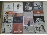 JOBLOT CD SINGLES POP INDIE ROCK SOUL DANCE FOLK MOR METAL hundreds To choose from JOB LOT view HA3