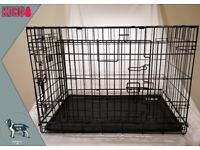 Kong 30DD | Two Door Ultra-Strong Dog Crate | Premium Quality | Medium Size