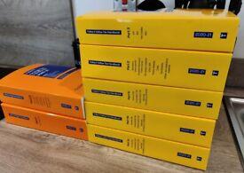 Tolley's Yellow and Orange Tax Handbook Set 2020-21 (NEW UNUSED)