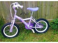 Kids bike girls bike