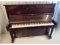 Rare Steinbach 127cm Upright Piano - Yamaha U3 Size - Delivery
