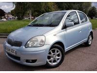 2004 Toyota Yaris 1.3 T-Spirt 5dr Automatic petrol