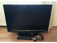 BUSH 26 INCH HD READY DIGITAL LCD FLAT SCREEN TV TELEVISION