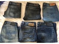 Diesel zathan jeans 6 available