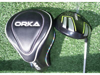 ORKA GS5 Driver (12 degrees) with R flex
