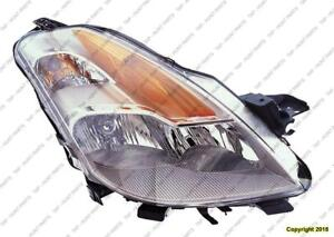 Head Lamp Passenger Side Hid Coupe High Quality Nissan ALTIMA 2008-2009