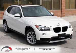 2014 BMW X1 xDrive28i | Navigation | Camera | Single Owner