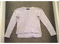 New look woolly jumper size 8