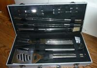 Complete Set of Barbeque Cooking Utensils