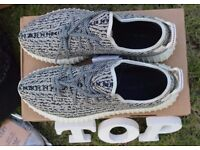 New Adidas yeezy 350 Private Turtle Dove real boost best with original box
