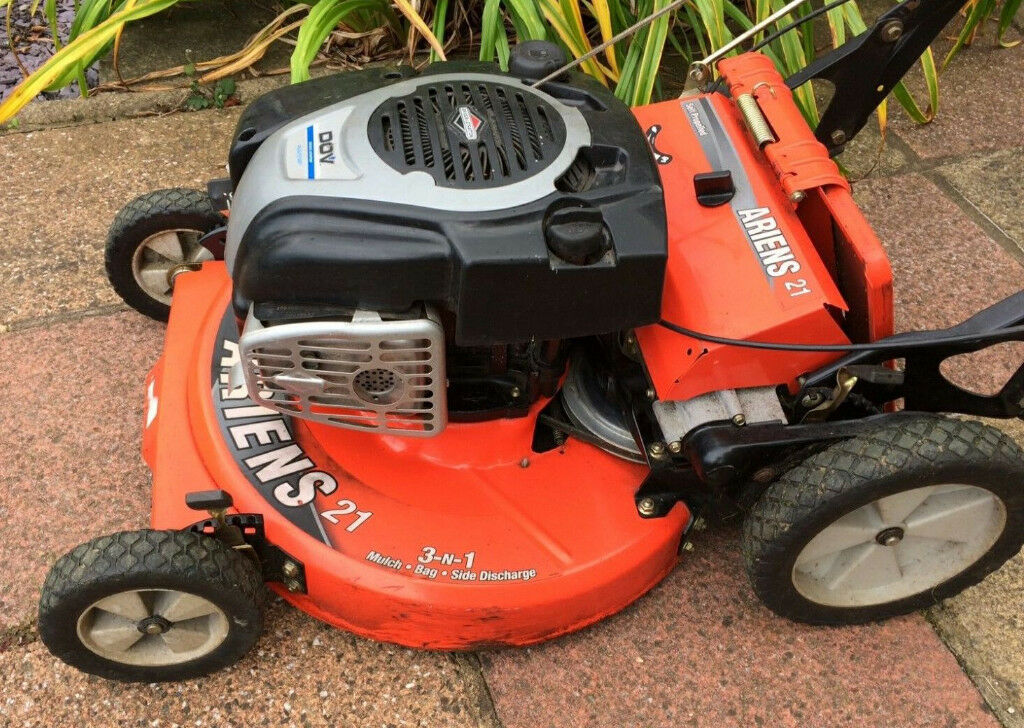 Ariens Lm21 3 In 1 Self Propelled 21 Inch Rotary Lawn Mower Briggs