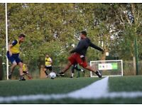 Pachangas en Londres | Join to our local football games | Players wanted at clapham