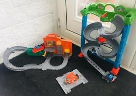 Thomas Tank Take and Play Bundle 🚂