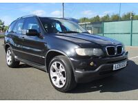 2002 BMW X5 3.0i SPORT AUTO - SUNROOF - LEATHER - PDC - PX WELCOME