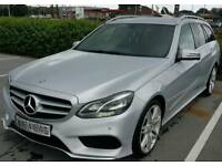 Mercedes E350 AMG Estate