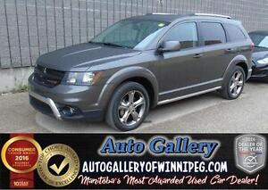 2016 Dodge Journey Crossroad AWD *Nav