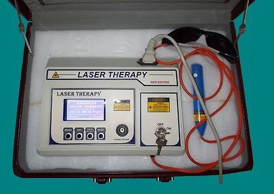 Computerised Laser Therapy Device Different Medical Application Machine Rhfgd