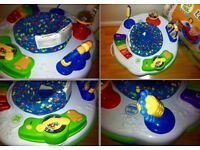 Bounce and groove activity station by leap frog