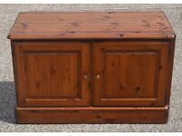 Ducal Pine Two Door Cabinet Two for Sale