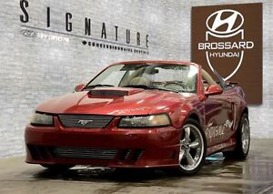 2003 Ford Mustang GT Deluxe SUPER CHARGE  DÉCAPOTABLE  CUIR