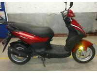 Sym Simply 50cc moped. 2010 great condition.