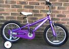 16inch Wheels Kids Boys Girls age 5 6 7 years Specialized bicycle Bike with stabilisers