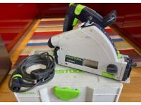 Festool TS 55 REBQ-PLUS GB 240V Circular/Plunge Saw