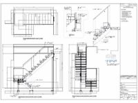 Freelance CAD Services in Steelwork & Architectural Metalwork