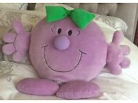 Giant Little Miss Naughty soft toy - approx 20 inchs