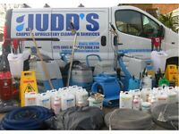 Judd's professional carpet & upholstery cleaning. END OF TENANCY CARPET CLEANING.