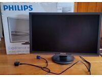"PHILIPS E-line 273E3LHSB 27"" Full HD LED Monitor"