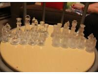 Chess Set Pieces - No Board