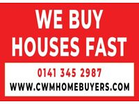 Houses Bought Fast!