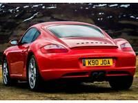 Triptronic Porsche cayman s