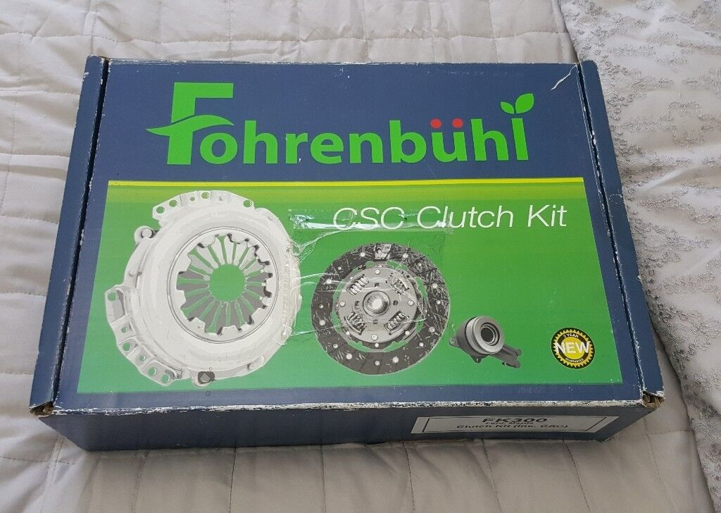 Fohrenbuhl CSC Clutch Kit for Ford Puma