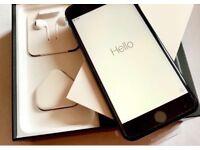iPhone 7 Plus 128gb Jet Black brand new 3 month Apple warranty