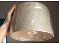 Brand NEW Lampshade.Never used still packaged