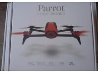 Parrot Bebop 2 (Red/Black) - BRAND NEW, UNUSED, SEALED
