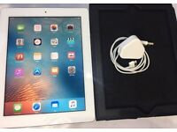 IPAD 2, 16GB, Wi-FI+CELLULAR, UNLOCKED, MINT