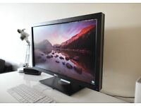 "Dell UltraSharp U2711 27"" 2560 x 1440 HD Monitor Display Screen"